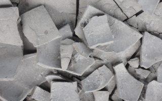 Dry, Cracked Mud